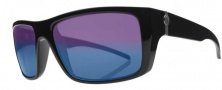 Electric Sixer Sunglasses Sunglasses - Gloss Black / Polarized Level 11