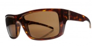 Electric Sixer Sunglasses Sunglasses - Tortoise Shell / Bronze Polarized Level 1