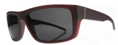 Electric Sixer Sunglasses Sunglasses - Crimson Red / Grey