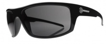 Electric Tech One Sunglasses Sunglasses - Gloss Back / Grey Polarized Level 1
