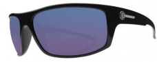 Electric Tech One Sunglasses Sunglasses - Gloss Back / Grey Polarized Level 11