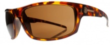 Electric Tech One Sunglasses Sunglasses - Tortoise Shell / Bronze Polarized