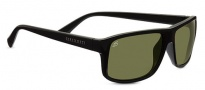 Serengeti Claudio Sunglasses Sunglasses - 7949 Shiny Black / Polarized 555nm