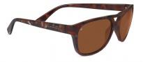 Serengeti Tommaso Sunglasses Sunglasses - 7958 Shiny Taupe Tortoise / Drivers