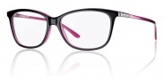 Smith Optics Jaden Eyeglasses Eyeglasses - Black Fuchsia