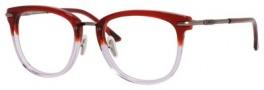 Smith Optics Quinlan Eyeglasses Eyeglasses - 0IOX Red Crystal