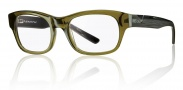 Smith Optics Woodrow Eyeglasses Eyeglasses - Olive Black Wood