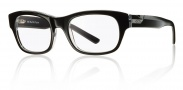 Smith Optics Woodrow Eyeglasses Eyeglasses - Black Crystal