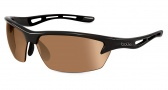 Bolle Folds of Honor Sunglasses Sunglasses - 11520FOH Shiny Black Photo / Photo V3 Golf