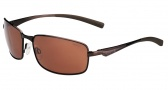 Bolle Key West Sunglasses Sunglasses - 11792 Shiny Brown / Polarized