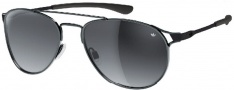 Adidas Kopenhagen Ah62 Sunglasses Sunglasses - 6053 Black Matte / Dark Grey