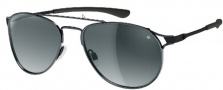 Adidas Kopenhagen Ah62 Sunglasses Sunglasses - 6055 Dark Ruthenium / Dark Grey