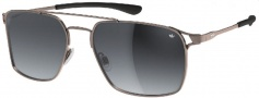Adidas Amsterdam Ah63 Sunglasses Sunglasses - 6054 Black Matte / Grey Polarized