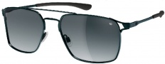 Adidas Amsterdam Ah63 Sunglasses Sunglasses - 6055 Dark Ruthenium / Dark Grey