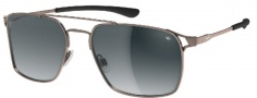 Adidas Amsterdam Ah63 Sunglasses Sunglasses - 6056 Dark Ruthenium / Grey Polarized