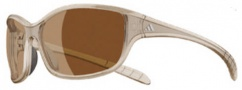 Adidas Libria A414 Sunglasses Sunglasses - 6052 Shade Khaki / LST Contrast Silver