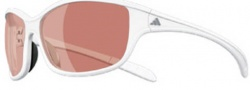 Adidas Libria A414 Sunglasses Sunglasses - 6055 White / LST Vario