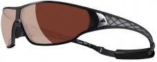 Adidas Tycane Pro A189L Sunglasses - 6050 Matte Black / Grey