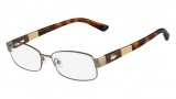 Lacoste L2174 Eyeglasses Eyeglasses - 234 Light Brown
