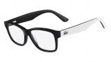 Lacoste L2709 Eyeglasses Eyeglasses - 001 Black