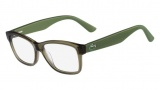 Lacoste L2709 Eyeglasses Eyeglasses - 317 Khaki