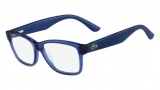 Lacoste L2709 Eyeglasses Eyeglasses - 424 Blue