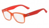Lacoste L2709 Eyeglasses Eyeglasses - 800 Orange