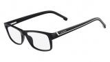 Lacoste L2707 Eyeglasses Eyeglasses - 001 Black
