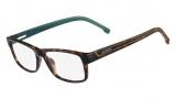 Lacoste L2707 Eyeglasses Eyeglasses - 214 Havana