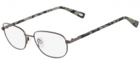Flexon Autoflex Start Me Up Eyeglasses Eyeglasses - 033 Dark Gunmetal