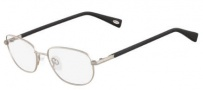 Flexon Autoflex Start Me Up Eyeglasses Eyeglasses - 046 Silver