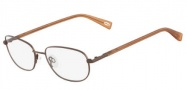 Flexon Autoflex Start Me Up Eyeglasses Eyeglasses - 210 Brown