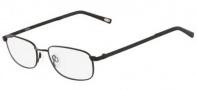 Flexon Autoflex Pretender Eyeglasses Eyeglasses - 001 Black Chrome