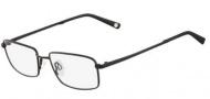 Flexon Benedict 600 Eyeglasses Eyeglasses - 001 Matte Black