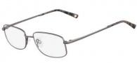Flexon Kennedy 600 Eyeglasses Eyeglasses - 033 Matte Gunmetal