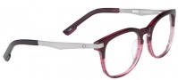 Spy Optic Camden Eyeglasses Eyeglasses - Burgundy / Smoke