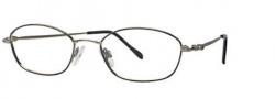 Flexon 439 Eyeglasses Eyeglasses - 008 Onyx / Gep
