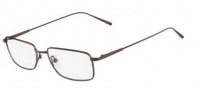Flexon Page Eyeglasses Eyeglasses - 210 Brown