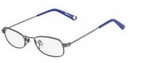 Flexon Kids Eclipse Eyeglasses Eyeglasses - 421 Light Blue