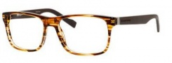 Boss Orange 0146 Eyeglasses Eyeglasses - 06SE Brown Melange