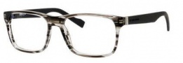 Boss Orange 0146 Eyeglasses Eyeglasses - 06SD Gray Melange Black