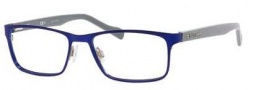 Boss Orange 0151 Eyeglasses Eyeglasses - 06SR Blue Ruthenium Woodgray