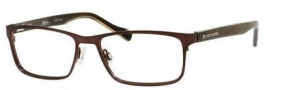 Boss Orange 0151 Eyeglasses Eyeglasses - 06VF Matte Brown Wood
