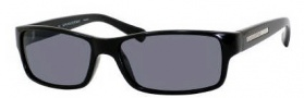 Banana Republic Liam/S Sunglasses Sunglasses - 0D28 Black (RA gray polarized lens)