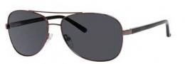 Chesterfield Spaniel/S Sunglasses Sunglasses - KJ1P Dark Ruthenium (Y2 gray polarized lens)