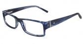 Jones New York J519 Eyeglasses Eyeglasses - Navy