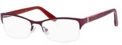 Jimmy Choo 100 Eyeglasses Eyeglasses - 06UT Fuchsia Python