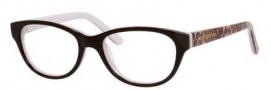 Juicy Couture Juicy 913 Eyeglasses Eyeglasses - 0ERN Espresso Pink