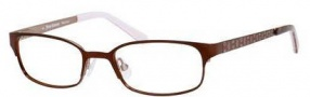 Juicy Couture Juicy 914 Eyeglasses Eyeglasses - 01Z4 Brown Pink