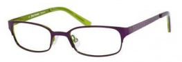 Juicy Couture Juicy 914 Eyeglasses Eyeglasses - 0JJQ Satin Purple